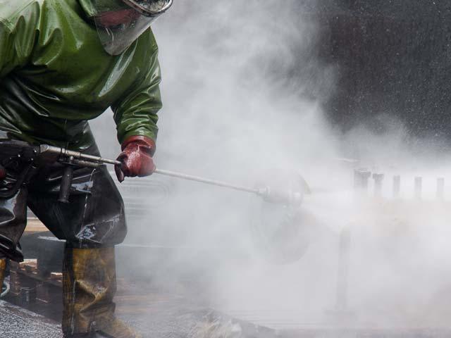 High Pressure Water Blasting & Snaking